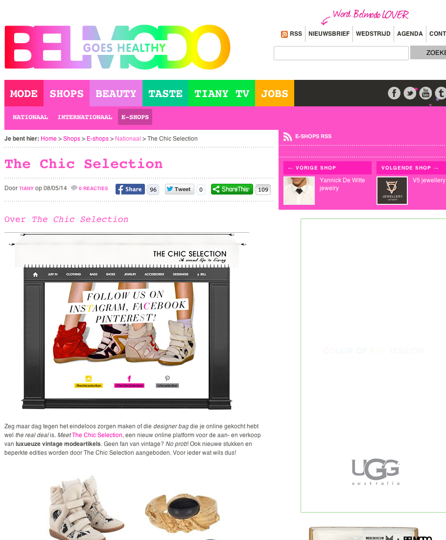 The Chic Selection Press