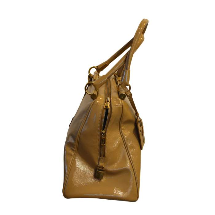 Patent leather Bag-4