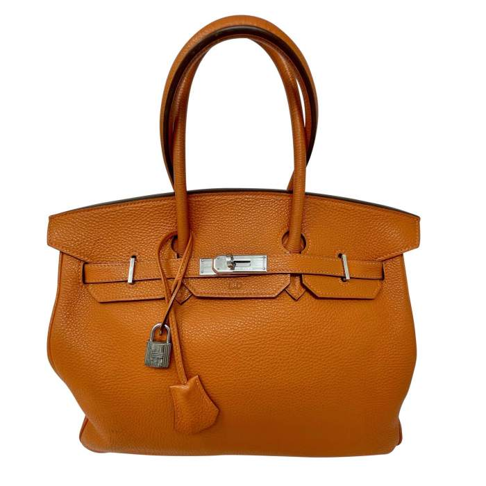 Birkin 35 togo leather -0