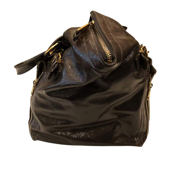 Patent leather Bag-6