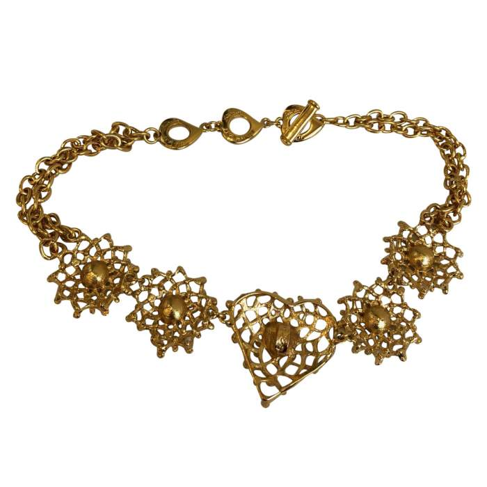 Gold Necklace-2