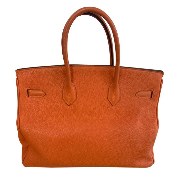 Birkin 35 togo leather -2