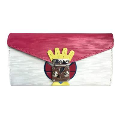 Collector  Epi Tribal Mask Sarah Wallet-0