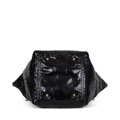 Downtown patent leather Tote -5