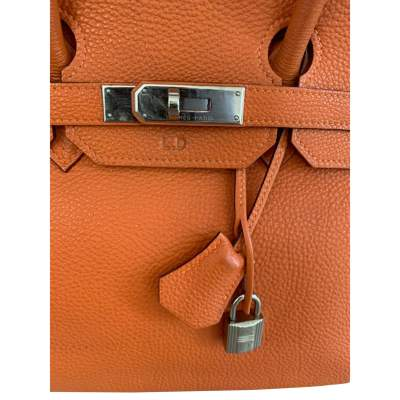 Birkin 35 togo leather -5