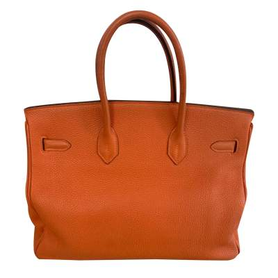Birkin 35 togo leather -3