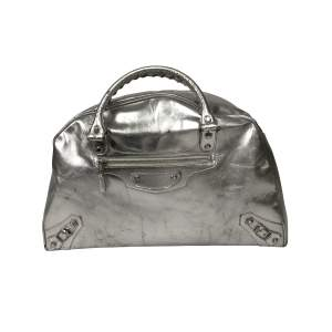Metallic oversized Bag-0