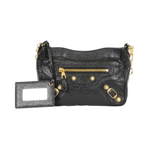 Mini leather Bag -0