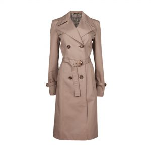 Classic cotton Trench -0