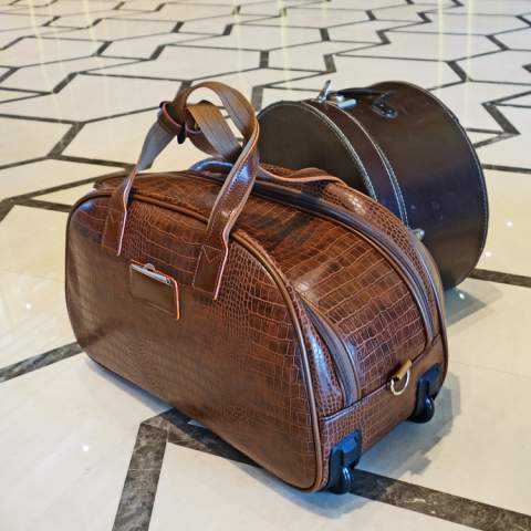 A Brief History of Luxury Luggage